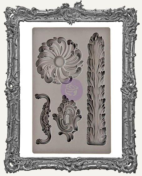 IOD Iron Orchid Vintage Art Decor Mould - Renaissance