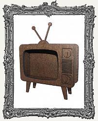 3-D Retro Television Shrine Kit