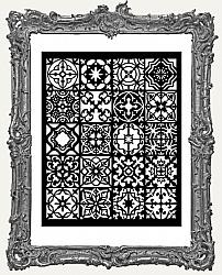 Stamperia Stencil - Azulejos