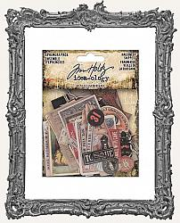 Tim Holtz - Idea-ology - 2020 Halloween Snippets