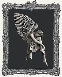 Zuri Silicone Mold - Angel Blues