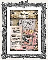 Tim Holtz - Idea-ology - 2020 Halloween Ephemera Pack