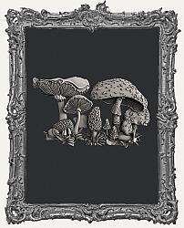 Zuri Silicone Mold - Fairyland Mushrooms