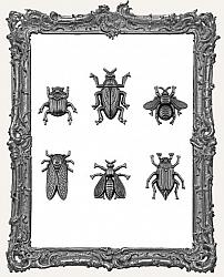 Tim Holtz - Idea-ology - 2020 Metal Adornments Entomology