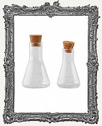 Tim Holtz - Idea-ology - 2020 Halloween Laboratory Corked Flasks