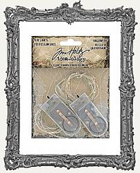 Tim Holtz - Idea-ology - 2020 Halloween Tiny Lights Orange and Purple