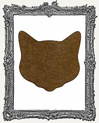 Mixed Media Creative Surface Board - Cat Head