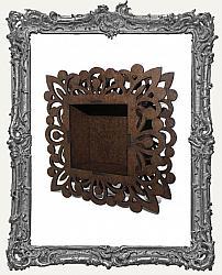 Fancy Ornate Frame Shrine Kit - Style 3