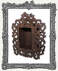 Fancy Ornate Frame Shrine Kit - Style 1