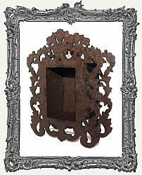 Fancy Ornate Frame Shrine Kit - Style 2