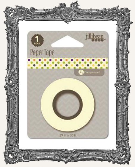 Multi Dot Halloween Paper Tape