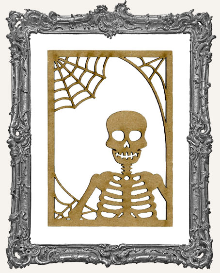 ATC Frame - Skeleton with Webs