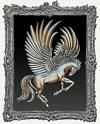 Zuri Silicone Mold - Pegasus Flight
