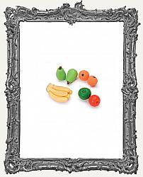Miniature Assorted Fruit - 7 pieces