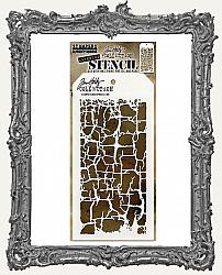 Tim Holtz Layering Stencils - DECAYED