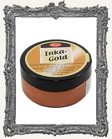 Inka Gold 50 Gram Jar - Copper