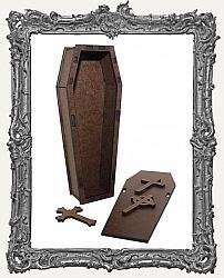 3-D Coffin Shrine Kit