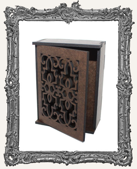 Door Shrine or ATC Box Kit - Ornate Screen