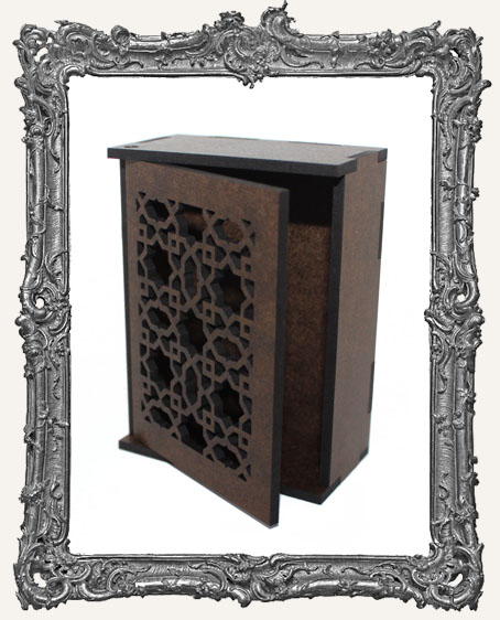 Door Shrine or ATC Box Kit - Star Lattice