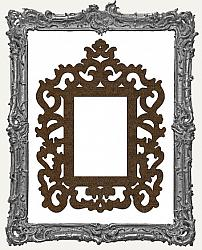 Mixed Media Creative Surface Board - Layered Ornate Frame Style 14