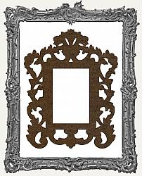 Mixed Media Creative Surface Board - Layered Ornate Frame Style 15