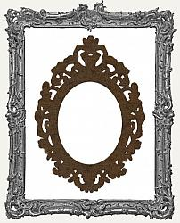 Mixed Media Creative Surface Board - Layered Ornate Frame Style 16