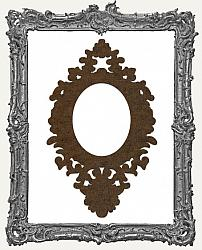 Mixed Media Creative Surface Board - Layered Ornate Frame Style 17