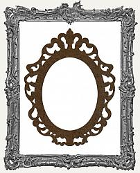 Mixed Media Creative Surface Board - Layered Ornate Frame Style 18