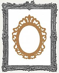Layered Chipboard Ornate Frame Cut-Outs Style 18 - One Set - 2 Pieces