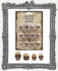 Tim Holtz - Idea-ology - 2019 Halloween Skull Fragments