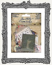 Tim Holtz - Idea-ology - 2019 Halloween Snippets