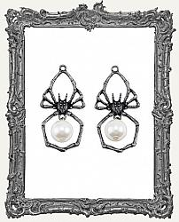 Tim Holtz - Idea-ology - 2019 Halloween Adornments - Spiders