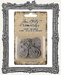 Tim Holtz - Idea-ology - 2019 Halloween Tokens