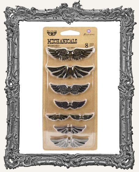 Vintage Mechanicals - Winged