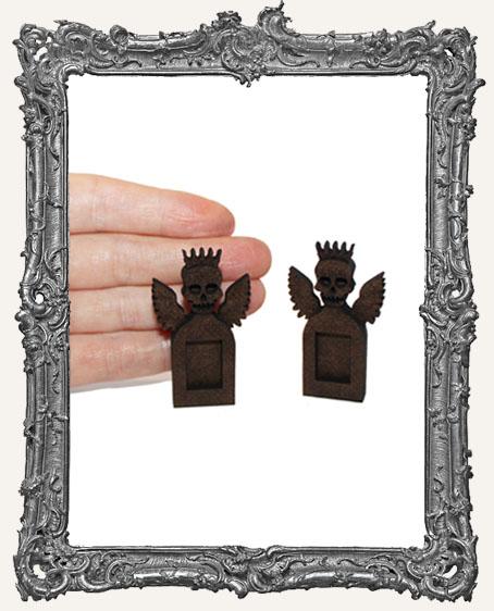 TINY Inspiration Fairy Shrine DIA DE LOS MUERTOS - Set of TWO
