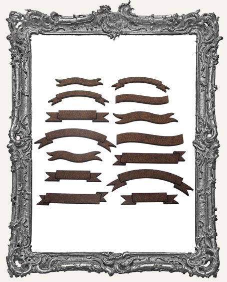 Banner Cut-Outs - 14 Pieces