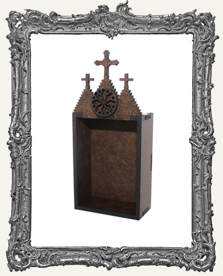 Mini DOTD Shrine Kit - Tall Gothic Church