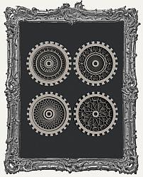 Zuri Silicone Mold - Gear Set 1