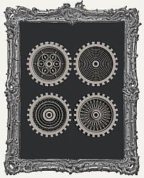 Zuri Silicone Mold - Gear Set 2