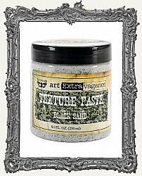 Finnabair - Art Extravagance - Texture Paste - Black Sand