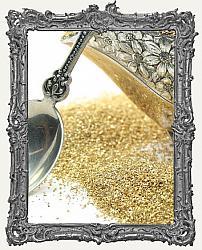 German Glass Glitter 1oz Jar - Gold