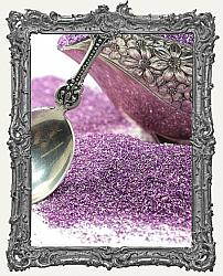 German Glass Glitter 1oz Jar - Lilac