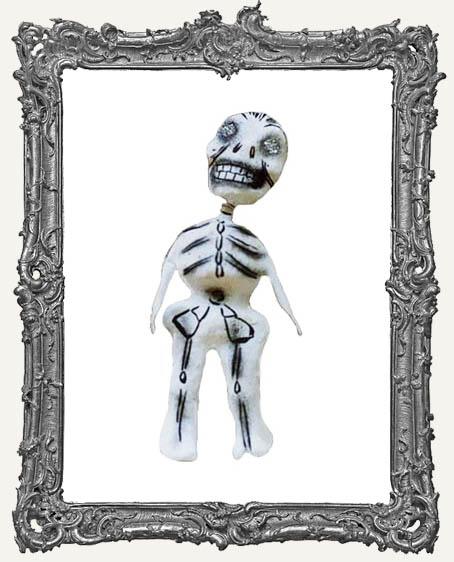 Dia De Los Muertos Paper Mache Skeleton