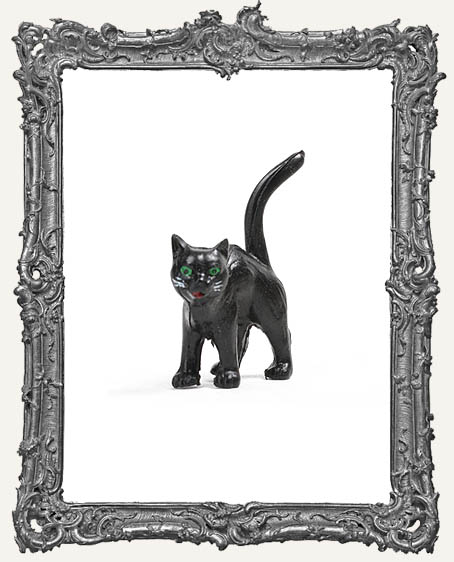 Mini Halloween Black Cat - 1 Piece