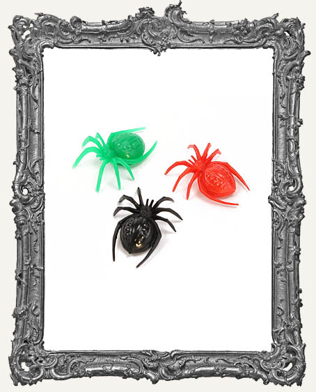 Mini Spiders - 3 Pieces