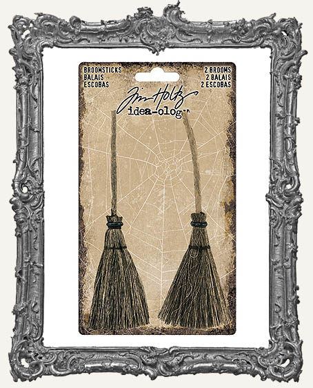 Tim Holtz - Idea-ology - Broomsticks