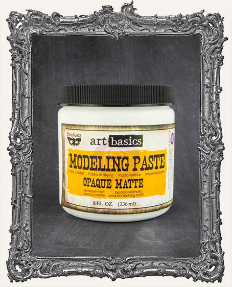 Finnabair - Art Basics - Modeling Paste 8 fl. oz.