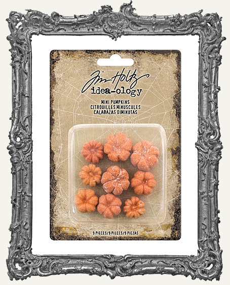 Tim Holtz - Idea-ology - Mini Pumpkins