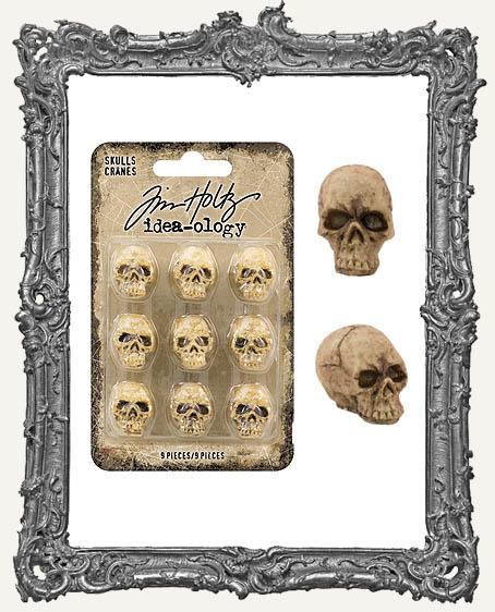 Tim Holtz - Idea-ology - Skulls