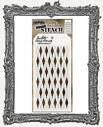 Tim Holtz Layering Stencils - SHIFTER DIAMONDS